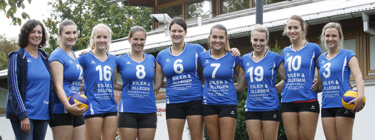 Damen 2 - Landesliga